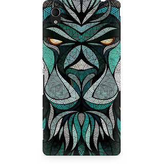 CopyCatz Keep It Fresh Premium Printed Case For Sony Xperia M4