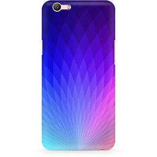 CopyCatz The Glowing Lotus Premium Printed Case For Oppo F1S