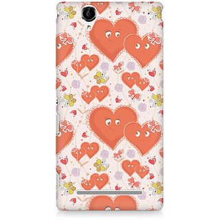 CopyCatz It'S A Beautiful Day Premium Printed Case For Sony Xperia T2