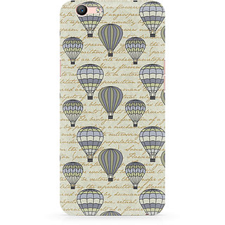 CopyCatz Balloon Scripture Premium Printed Case For Oppo F1S