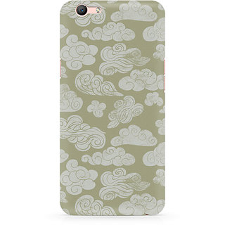 CopyCatz Cloudy Sky Premium Printed Case For Oppo F1S