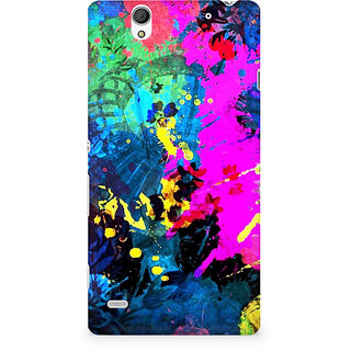 CopyCatz All Are Mad Premium Printed Case For Sony Xperia C4