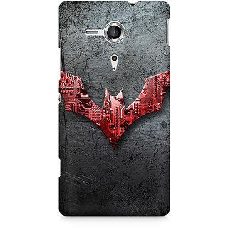 CopyCatz Batgirl Arkham City Premium Printed Case For Sony Xperia SP M35H