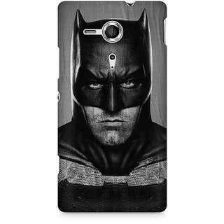 CopyCatz Batman In The Dark Premium Printed Case For Sony Xperia SP M35H