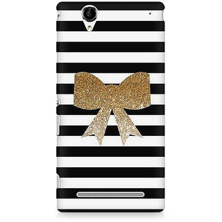 CopyCatz Fusion Symmetry Premium Printed Case For Sony Xperia T2