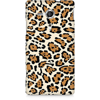 CopyCatz Pig Money Premium Printed Case For Sony Xperia SP M35H