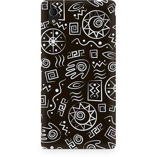CopyCatz Giraffe Print Premium Printed Case For Sony Xperia M4