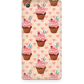 CopyCatz Cherry Overdose Premium Printed Case For Sony Xperia M5
