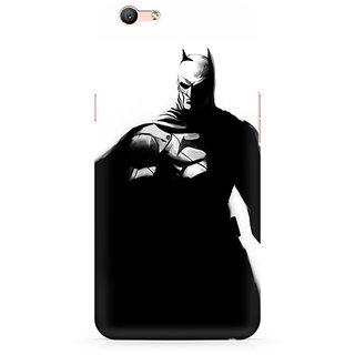 CopyCatz Cape Crusader Premium Printed Case For Oppo F1S
