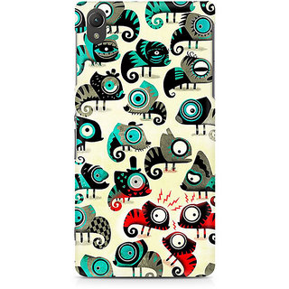 CopyCatz Christmas Love Premium Printed Case For Sony Xperia Z2 L50W