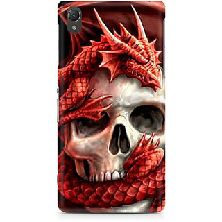 CopyCatz Do Good Premium Printed Case For Sony Xperia Z2 L50W