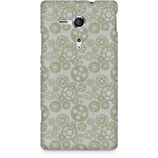 CopyCatz Primitive Floral Premium Printed Case For Sony Xperia SP M35H