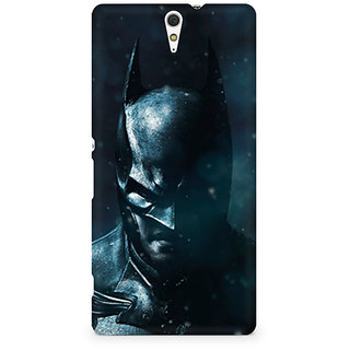 CopyCatz Arkham City Joker Premium Printed Case For Sony Xperia C5
