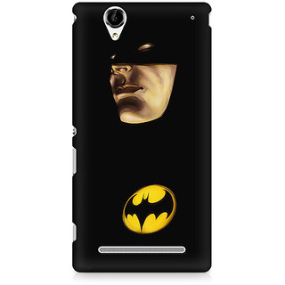 CopyCatz Batman Body Premium Printed Case For Sony Xperia T2