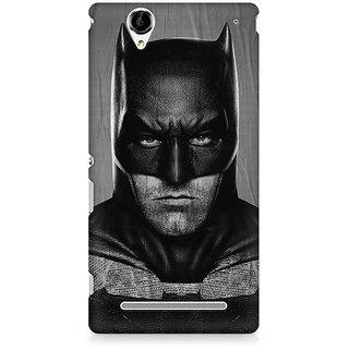 CopyCatz Batman In The Dark Premium Printed Case For Sony Xperia T2