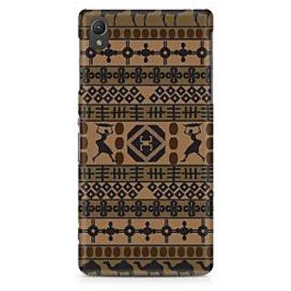 CopyCatz Tribal Lifestyle Premium Printed Case For Sony Xperia Z2 L50W