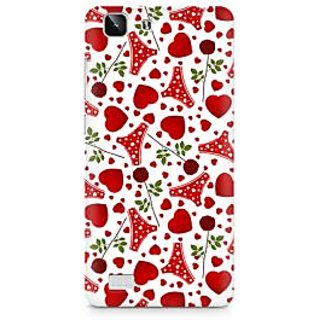 CopyCatz Love Puzzles Premium Printed Case For Vivo X5