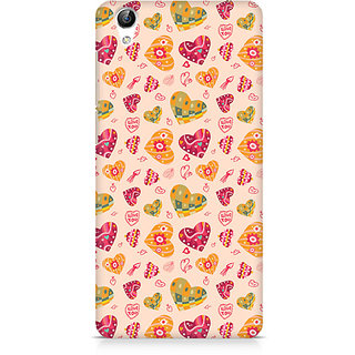 CopyCatz Be My Valentine Premium Printed Case For Vivo Y51L