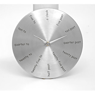 Designer wall clock model no. 38 from Magpie Design Company collectors item limited period offer