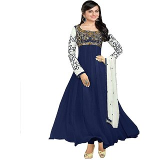 Buy Anarkali Dress Online   ₹598 from ShopClues 6f238733e