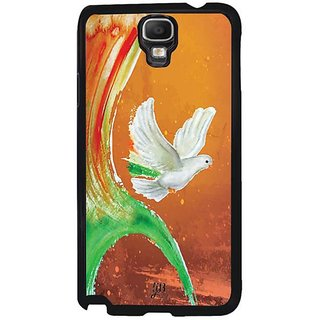 YuBingo Peace Dove Designer Mobile Case Back Cover For Samsung Galaxy Note 3 Neo