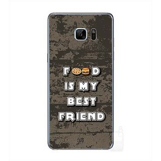 YuBingo Food Is My Best Friend Designer Mobile Case Back Cover For Samsung Galaxy Note 7