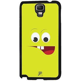 YuBingo Amazing Smiley Designer Mobile Case Back Cover For Samsung Galaxy Note 3 Neo