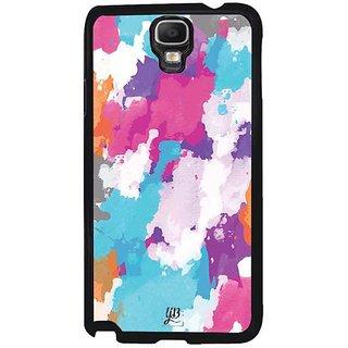 YuBingo Colourful Canvas Designer Mobile Case Back Cover For Samsung Galaxy Note 3 Neo