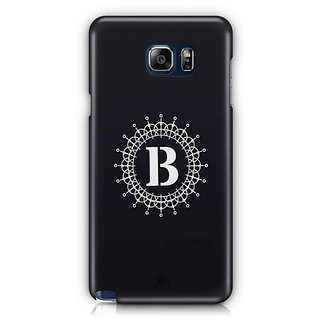 YuBingo Monogram With Beautifully Written Letter B Designer Mobile Case Back Cover For Samsung Galaxy Note 5