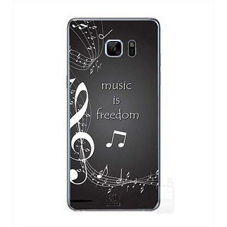 YuBingo Music Is Freedom Designer Mobile Case Back Cover For Samsung Galaxy Note 7