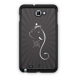 YuBingo The Holy Duo Designer Mobile Case Back Cover For Samsung Galaxy Note