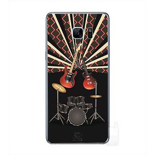 YuBingo Rock Band Designer Mobile Case Back Cover For Samsung Galaxy Note 7