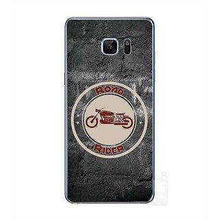 YuBingo Road Rider Designer Mobile Case Back Cover For Samsung Galaxy Note 7