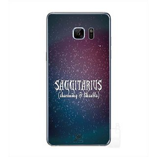 YuBingo Sagittarius (Charming  Likeable) Designer Mobile Case Back Cover For Samsung Galaxy Note 7