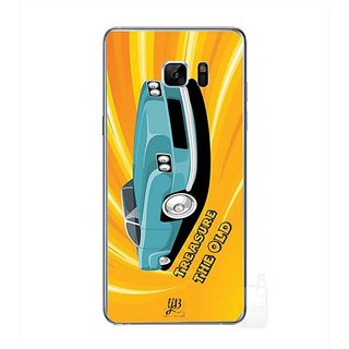 YuBingo Treasure The Old Designer Mobile Case Back Cover For Samsung Galaxy Note 7