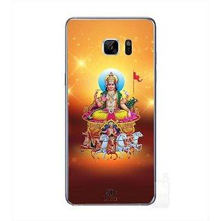 YuBingo Surya Dev Designer Mobile Case Back Cover For Samsung Galaxy Note 7