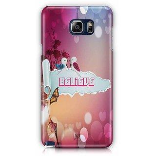 YuBingo Believe    Designer Mobile Case Back Cover For Samsung Galaxy Note 5