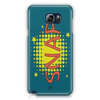 YuBingo Snap! Designer Mobile Case Back Cover For Samsung Galaxy Note 5