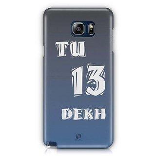 YuBingo Tu 13 Dekh Designer Mobile Case Back Cover For Samsung Galaxy Note 5