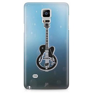 YuBingo The Guitar Designer Mobile Case Back Cover For Samsung Galaxy Note 4