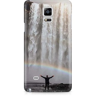 YuBingo Nature Lover Designer Mobile Case Back Cover For Samsung Galaxy Note 4
