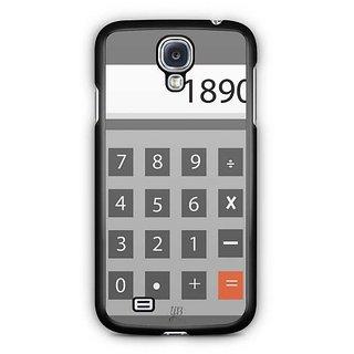 Calculator Phone Case Case/Skin for Samsung Galaxy