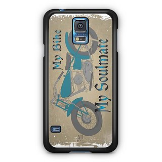 YuBingo My Bike My Soulmate Designer Mobile Case Back Cover For Samsung  Galaxy S5