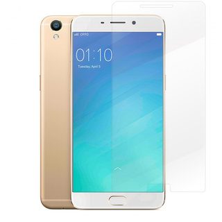Dvook Premium Genuine 2.5D Curvced Arc Edge with 9H Hardness Coated Screen Protector Tempered Glass For Oppo F1 Plus