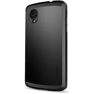Nexus 5 Spigen Slim Armor LG Nexus 5 Backcover -black