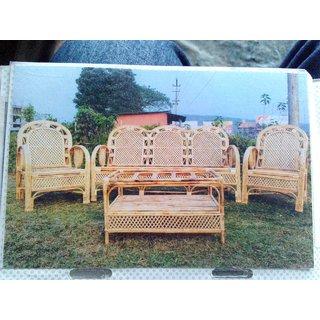 ATTITUDE CANE SOFA SET 5 SEAT