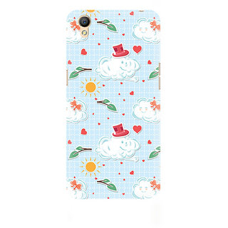 CopyCatz It'S A Beautiful Day Premium Printed Case For Oppo A37
