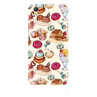 CopyCatz Ice Cream Love Premium Printed Case For Oppo A37
