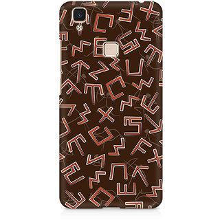 CopyCatz Primitive Pots Premium Printed Case For Vivo V3 Max