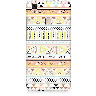 CopyCatz Tribal Chic03 Premium Printed Case For Vivo V3 Max